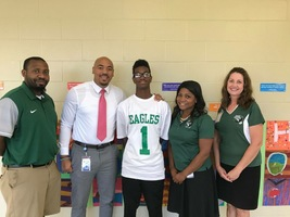 LRSD Middle School Player of the Week