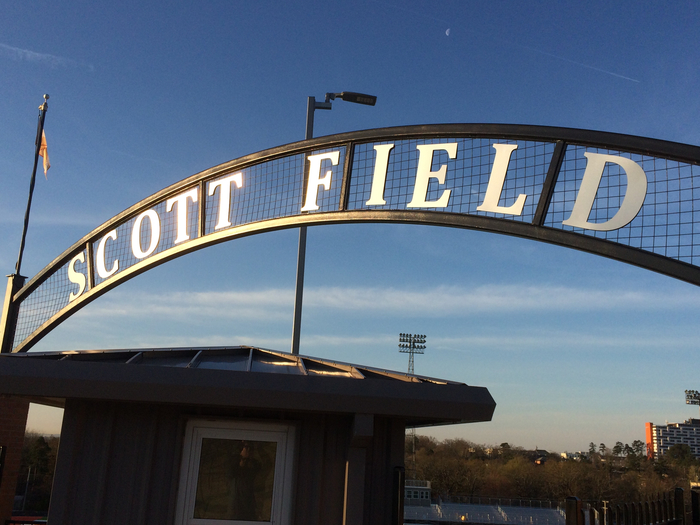 Battle of the Heights starts at 6 pm at Scott Field!